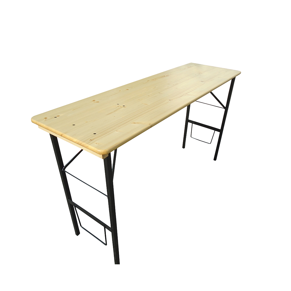 Bar Height Rectangle Table