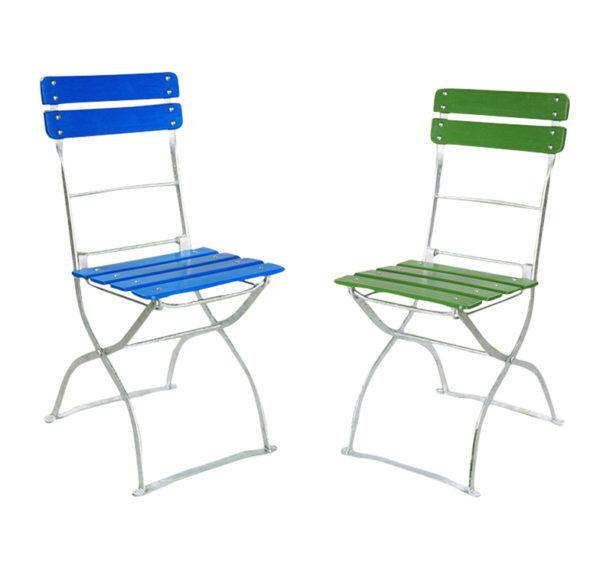 beer garden bistro chairs PVC