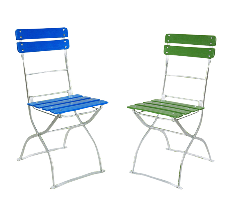 beer garden bistro chairs PVC