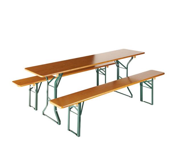 beer garden table bench comfort frames