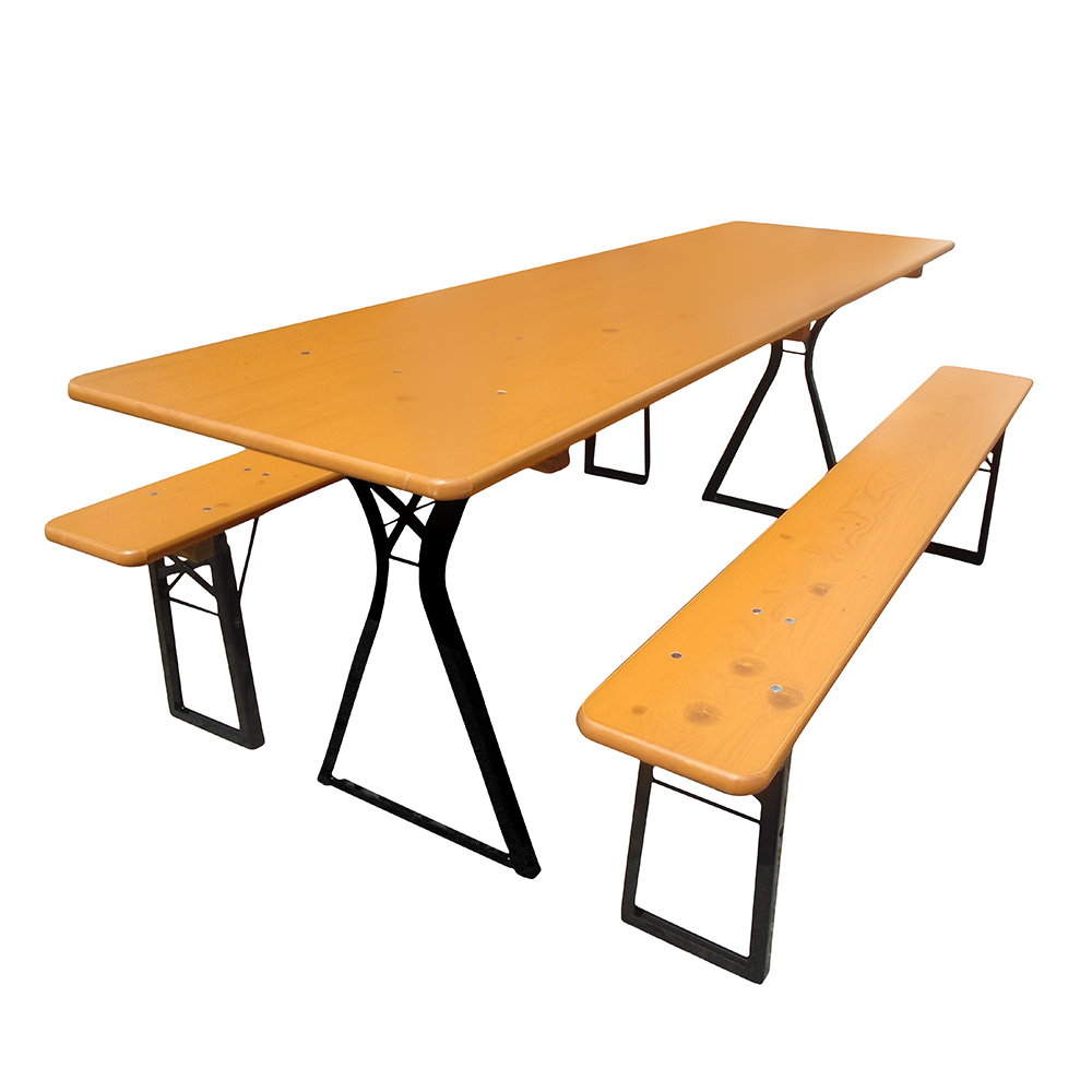 Beer Garden Table Benches Comfort Table Frames