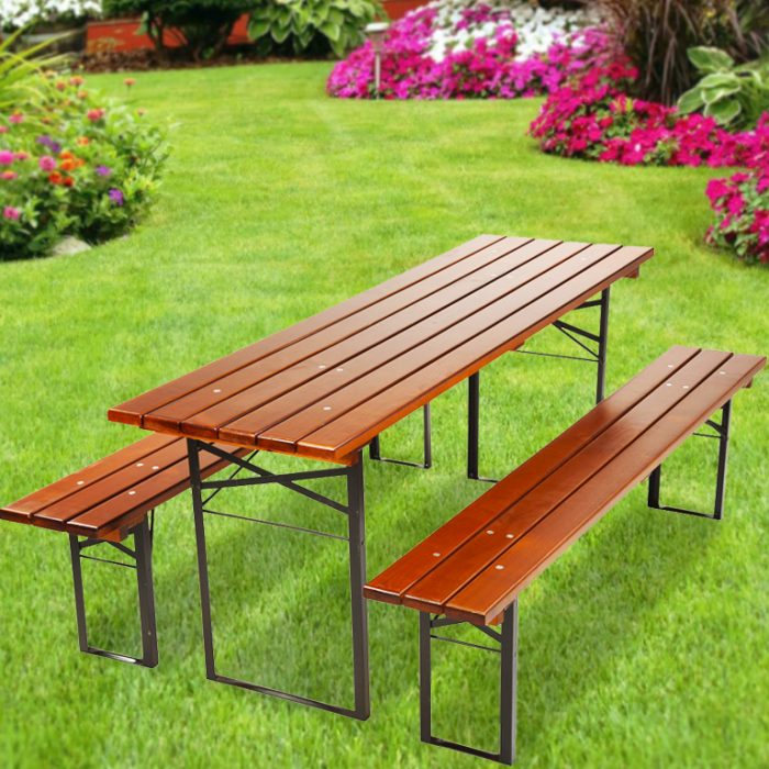 Outstanding Commercial Outdoor Furniture Best Beer Tables And Benches Machost Co Dining Chair Design Ideas Machostcouk