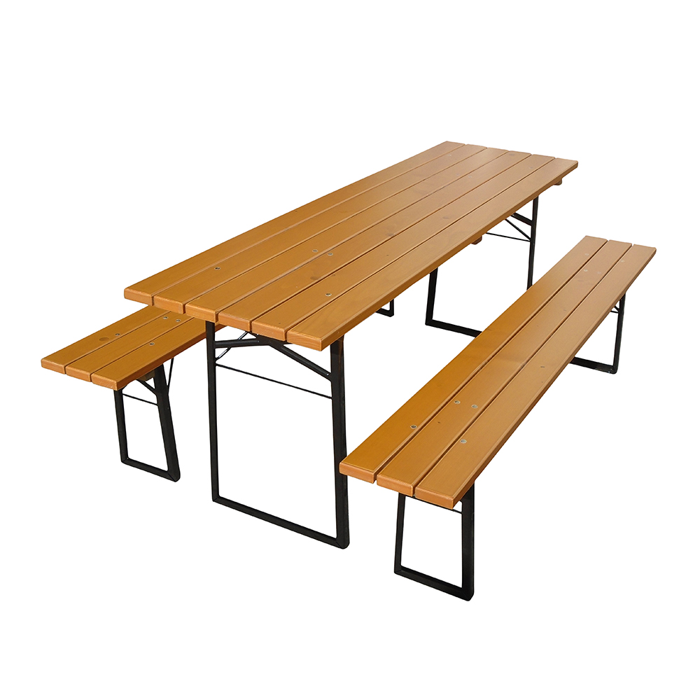 Beer Garden Set table and benches