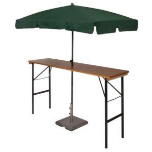 beer garden table bar height