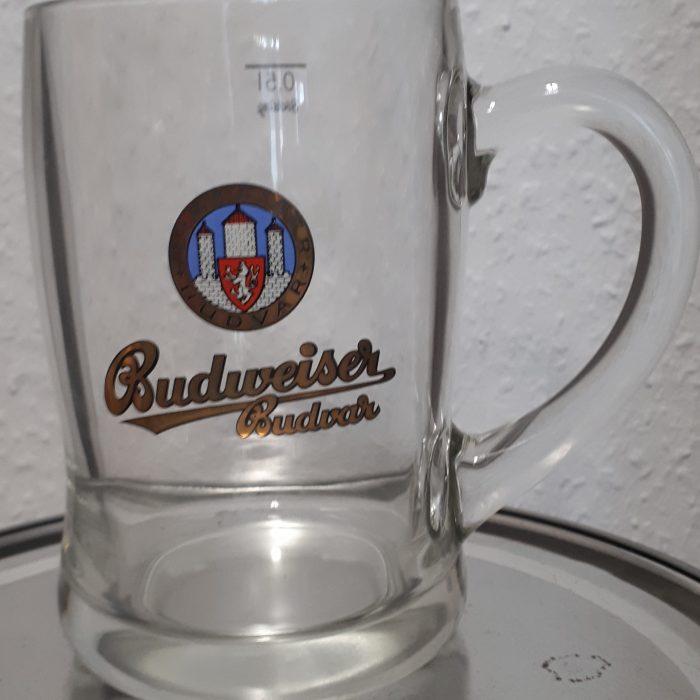 Budweiser Beer Mug