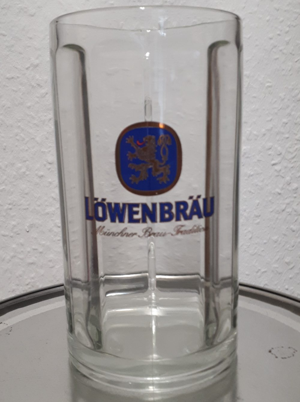 Lowenbrau Beer Mug