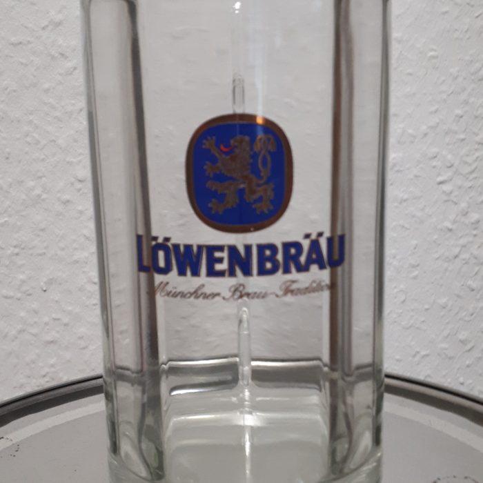 Lowenbrau Beer Mug