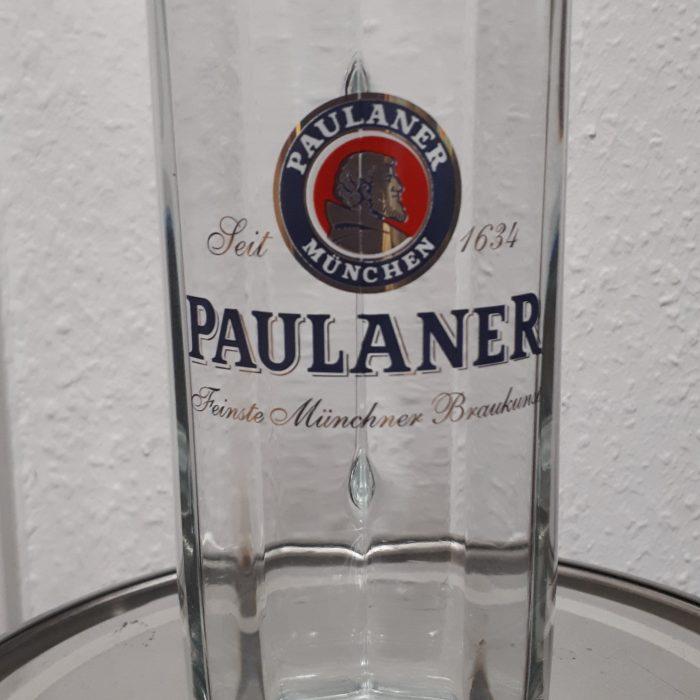 Paulaner Beer Mug