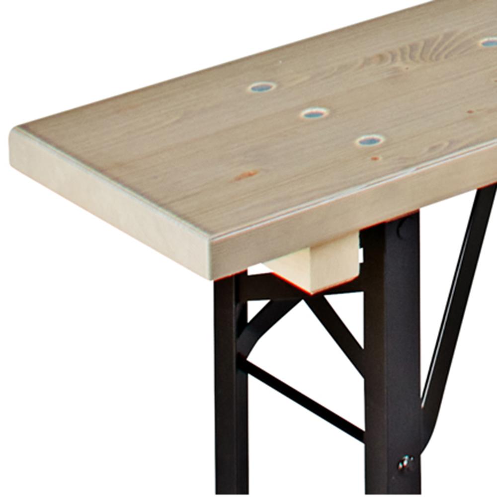 Table Bench Set Antik